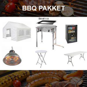 BBQ pakket huren Parkstad