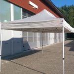 Easy up tent 3x4,5 meter huren Parkstad