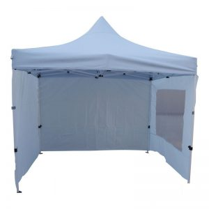 Easy up tent huren Parkstad