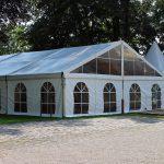 Een tent huren voor jouw evenement